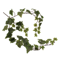 80cm Outdoor Blush Ivy Spray
