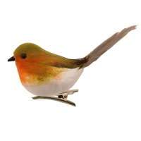 10cm Robin with Clip