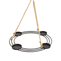 42cm Hanging Candle Holder