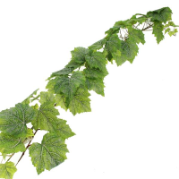 180cm Outdoor Grape Leaf Garland
