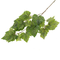70cm Outdoor Grape Leaf Spray