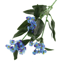 49cm Forget-Me-Not Spray