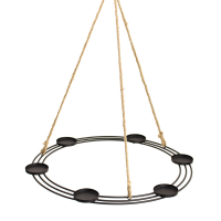 62cm Hanging Candle Holder